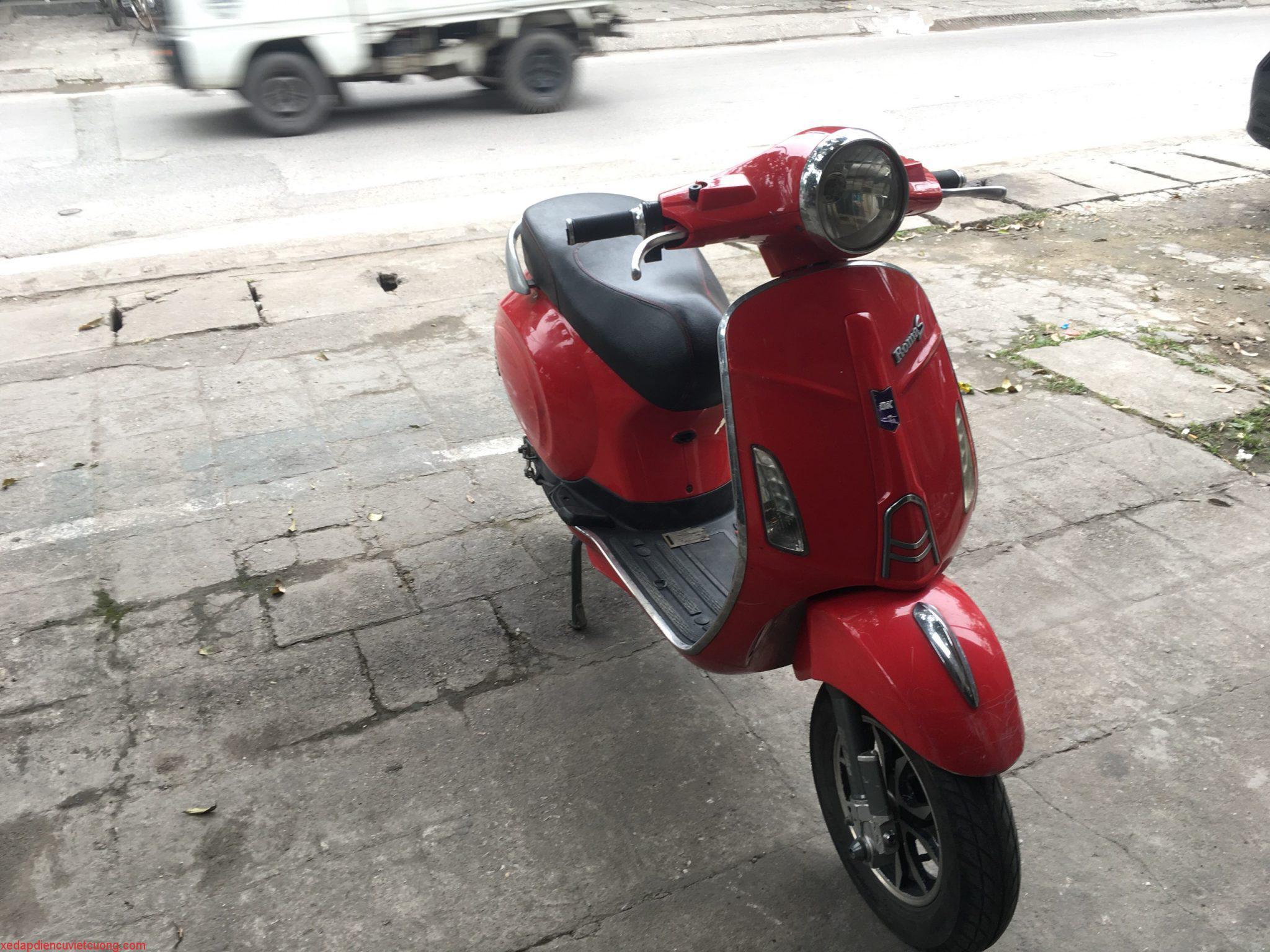 Xe máy điện Vespa Roma S cũ giá rẻ