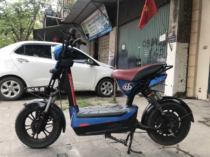 Xe đạp điện cũ tại Thành Phố Sơn La