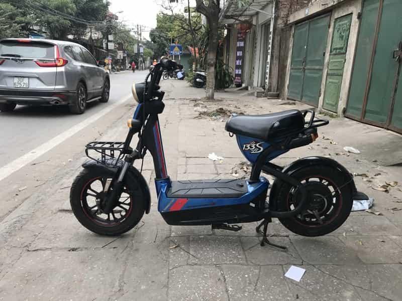xe đạp điện cũ tại Điện Biên - Ba Đình - Hà Nội