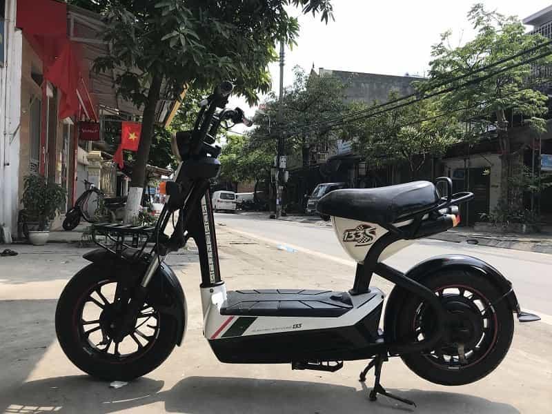 Xe Đạp Điện Cũ Tại Thành Phố Đà Lạt - Lâm Đồng