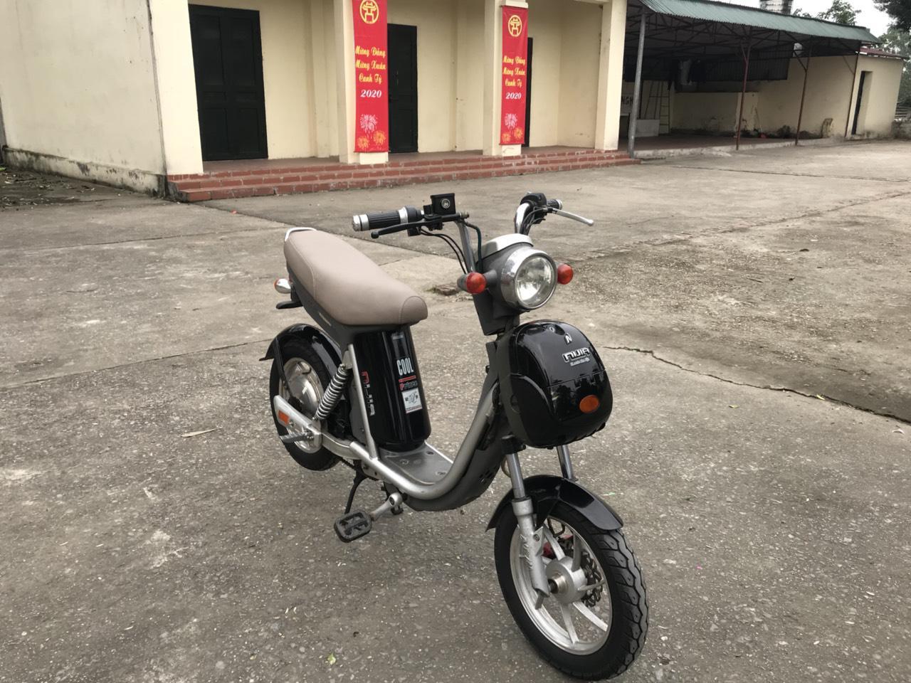 xe đạp điện nijia phanh đĩa cũ