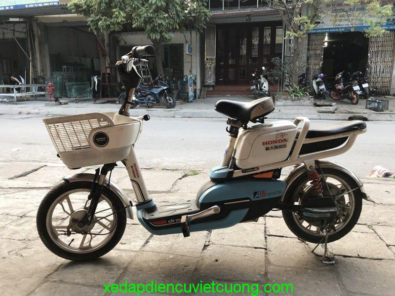 Xe Đạp Điện Honda A6 Cũ