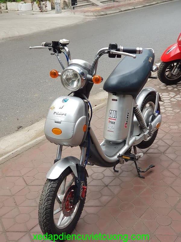Xe đạp điện Nijia 2019