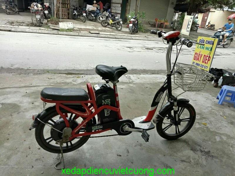 xe chạy pin hkbike