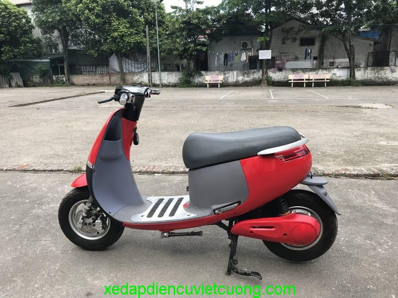 Xe máy điện Vespa Gogo Dibao cũ giá rẻ