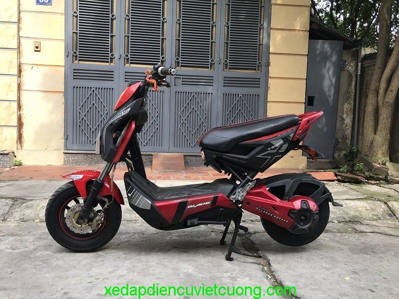 xe máy điện xmen 2018