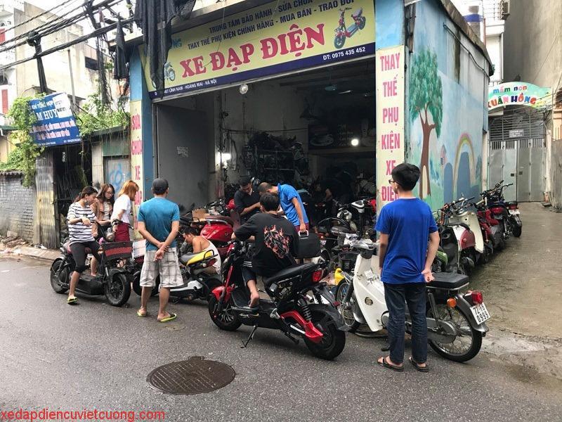 cửa hàng xe đạp điện cũ dưới 3 triệu