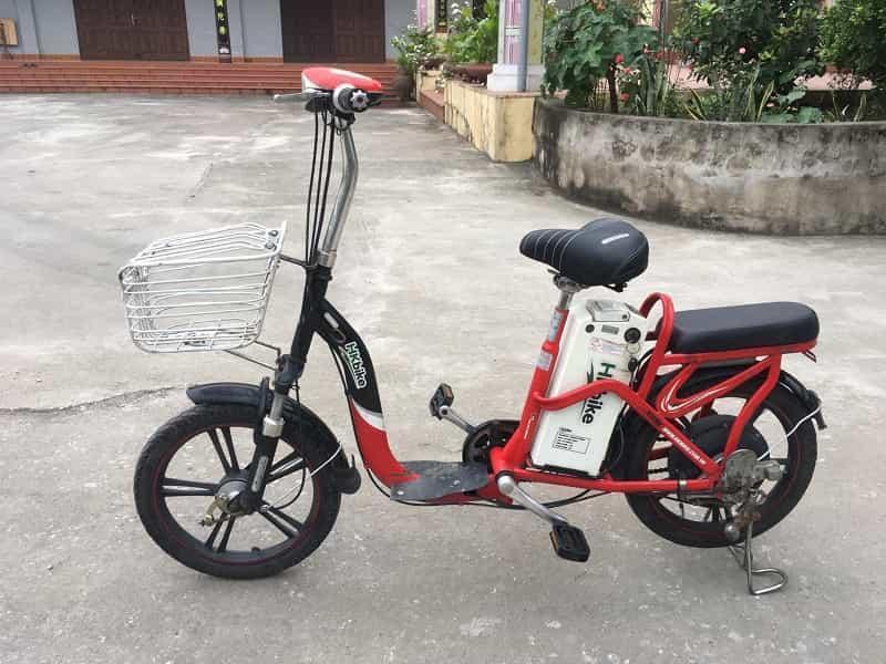 xe đạp điện cũ khương mai - Thanh xuân