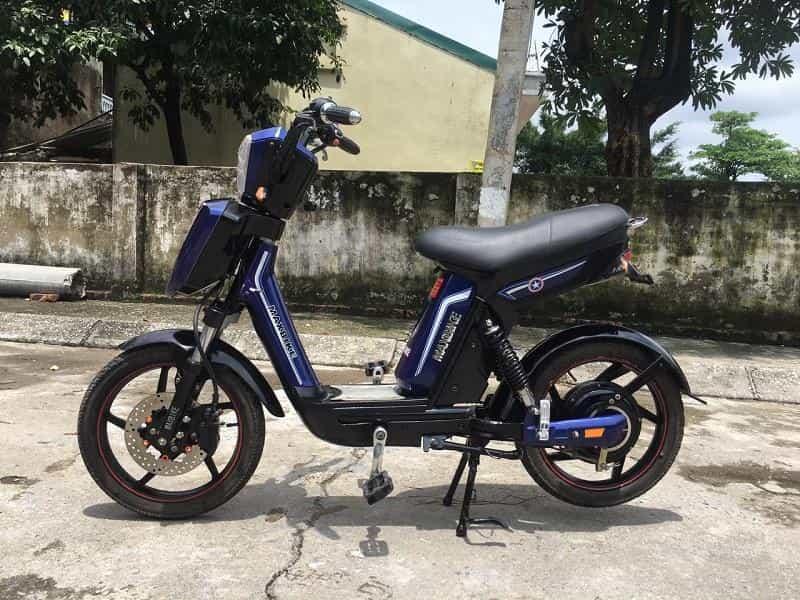 xe đạp đạp điện cũ tại Huyện Mường Tè - Lai Châu