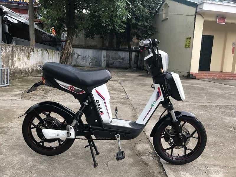 xe đạp đạp điện cũ tại Thành Phố Cẩm Phả - Quảng Ninh