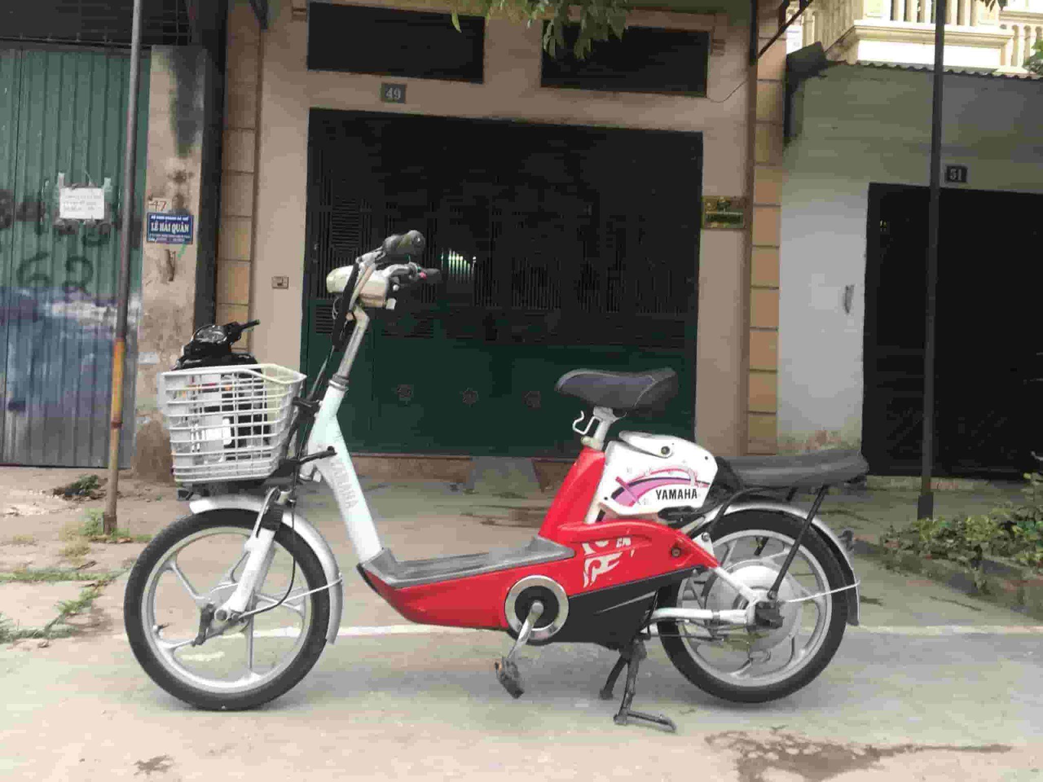 xe đạp điện cũ Phúc Xa - Ba Đình - Hà Nội
