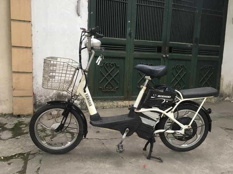 Xe Đạp Điện Yamaha Icats H1 Cũ giá rẻ