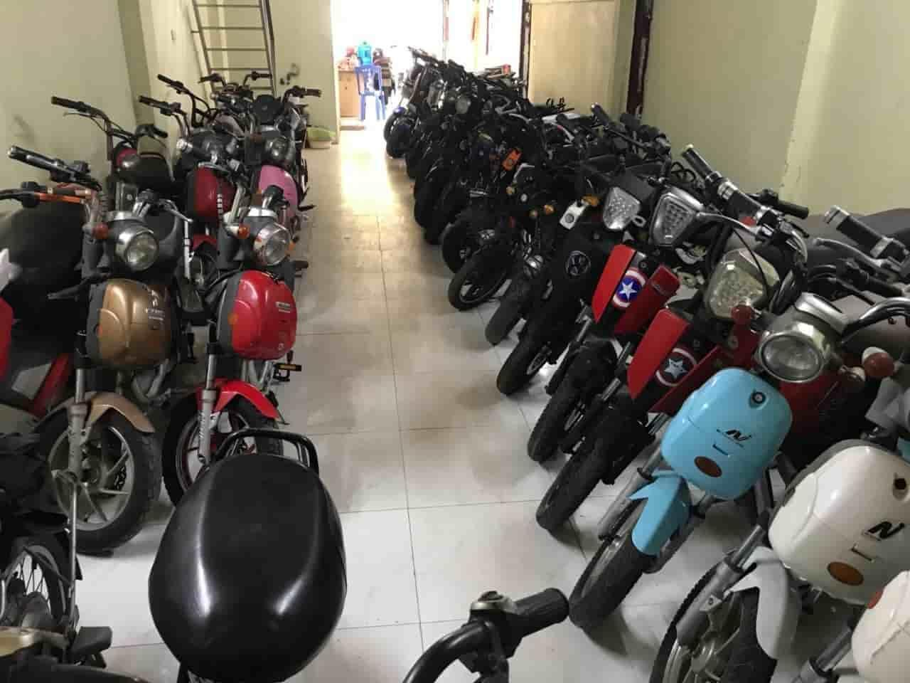 xe đạp điện cũ tại Liễu Giai - Ba Đình - Hà Nội