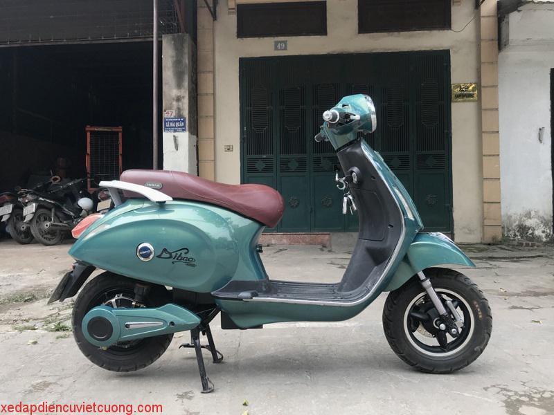 xe máy điện vespa dibao cũ giá rẻ