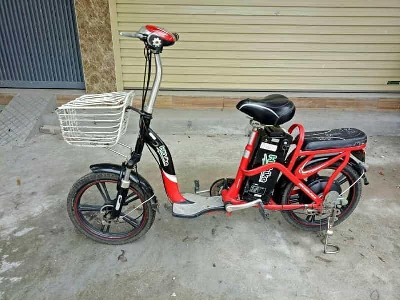 xe đạp điện cũ tại Huyện Bắc Bình - Bình Thuận