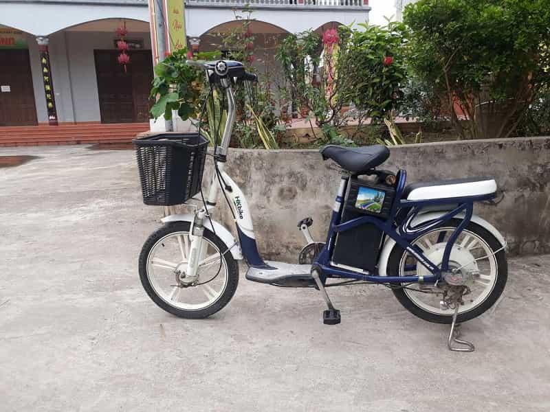 xe đạp điện cũ tại Tiên Lữ - Hưng Yên