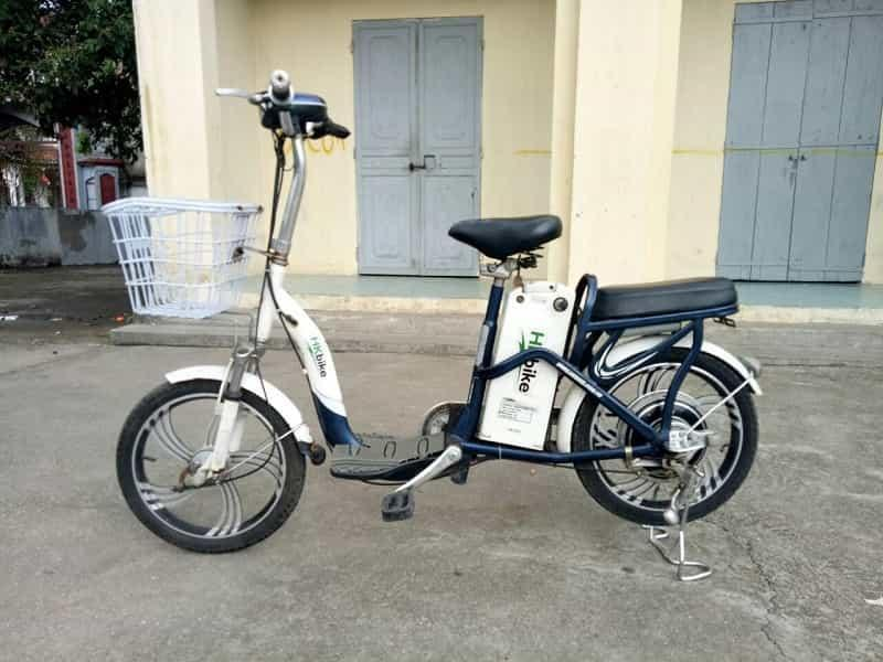 Xe đạp điện cũ tại Thành Phố Uông Bí - Quảng Ninh