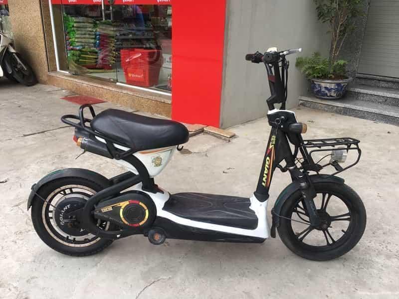 xe đạp điện cũ Ngọc Lâm - Long Biên
