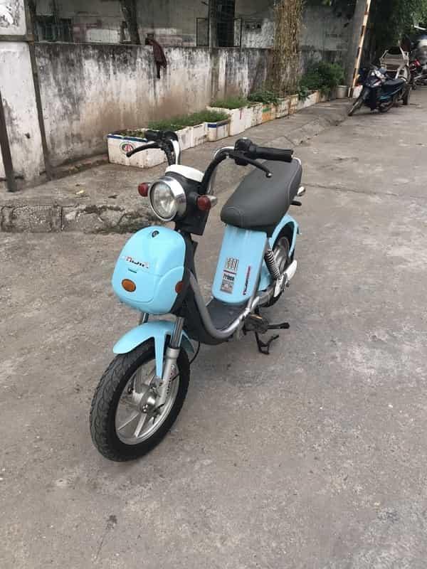 xe đạp điện cũ Phúc Đồng - Long Biên