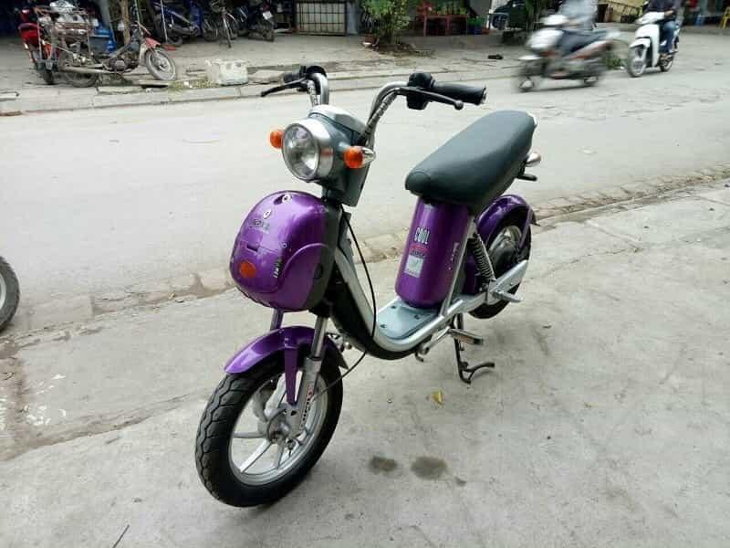 xe đạp điện cũ tại Khoái Châu - Hưng Yên