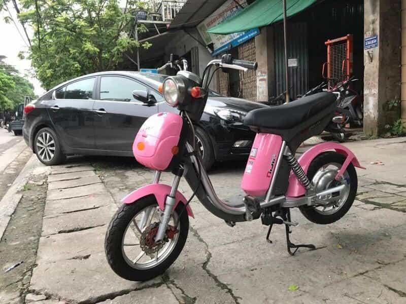 xe đạp điện cũ tại Huyện Tân kỳ - Nghệ An