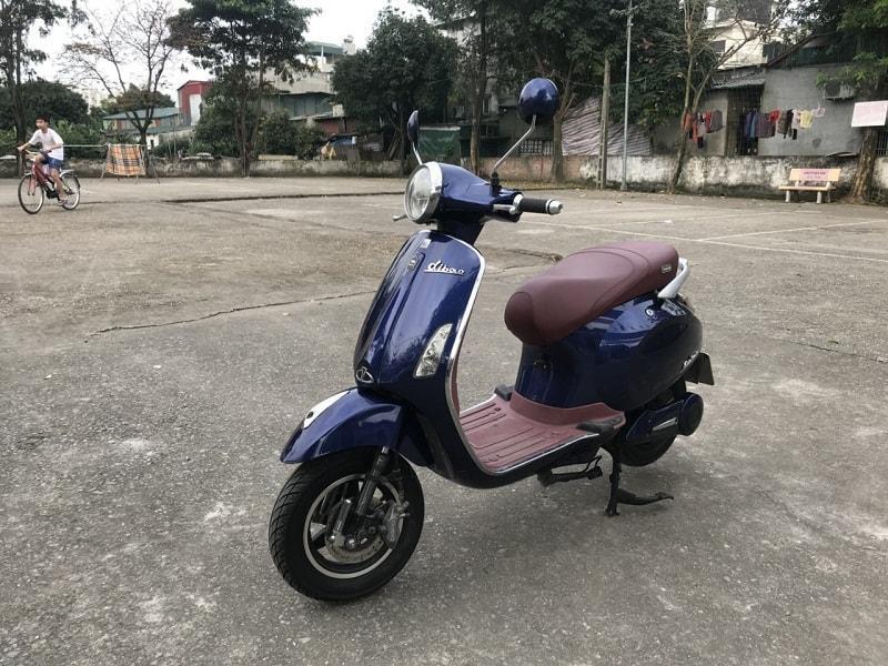 xe đạp điện cũ tại Kim Mã - Ba Đình - Hà Nội