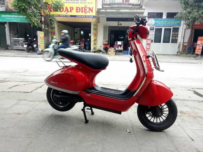 xe đạp điện cũ tại Kim Mã - Ba Đình