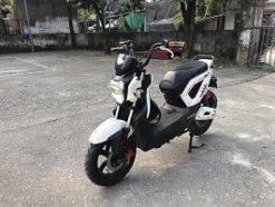 xe máy điện Zoomer Dibao Trắng cũ