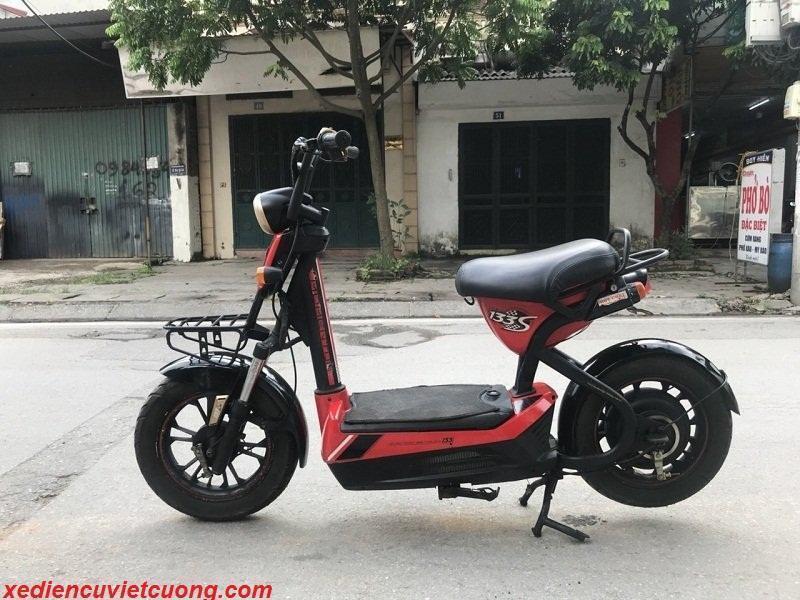 xe máy điện 133s nhập đỏ