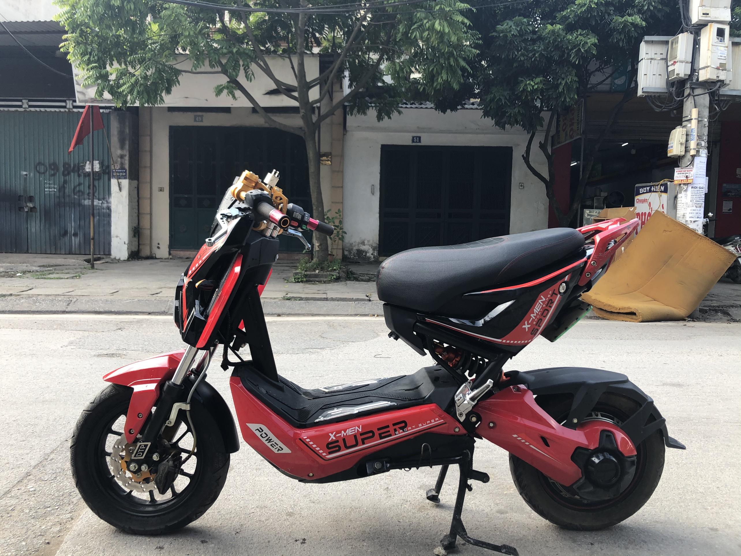 xe máy điện xmen đỏ